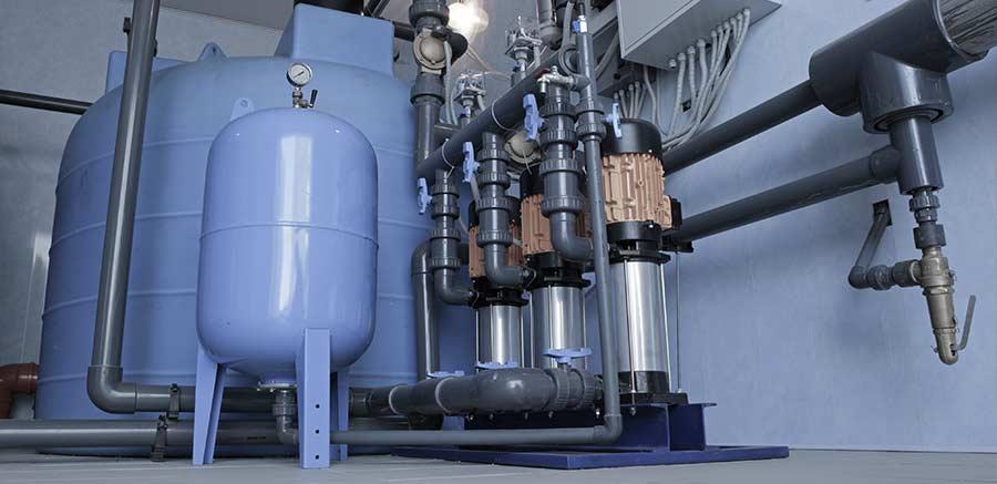 Technische Prüfung der Wasseranlagen durch SafeWaterpark